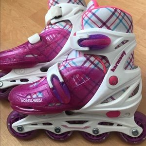 Other - Adjustable Roller blade skates
